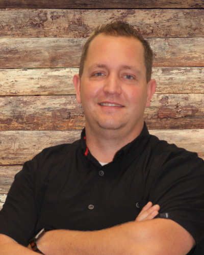 Chris Triebe • Sales Manager